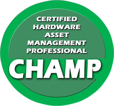 Certified Hardware Asset Manager