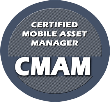 Certified Mobile Asset Manager