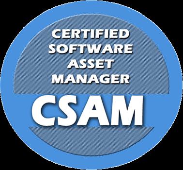 Software Asset Management Certification
