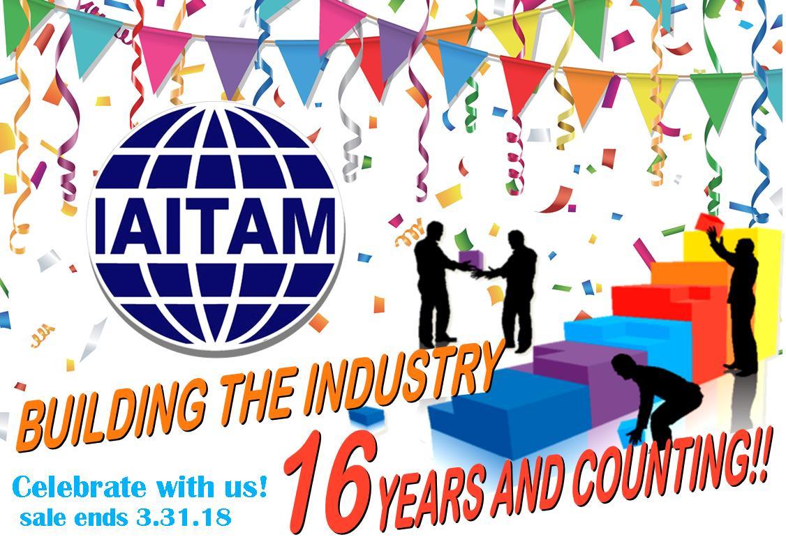 IAITAM Specials