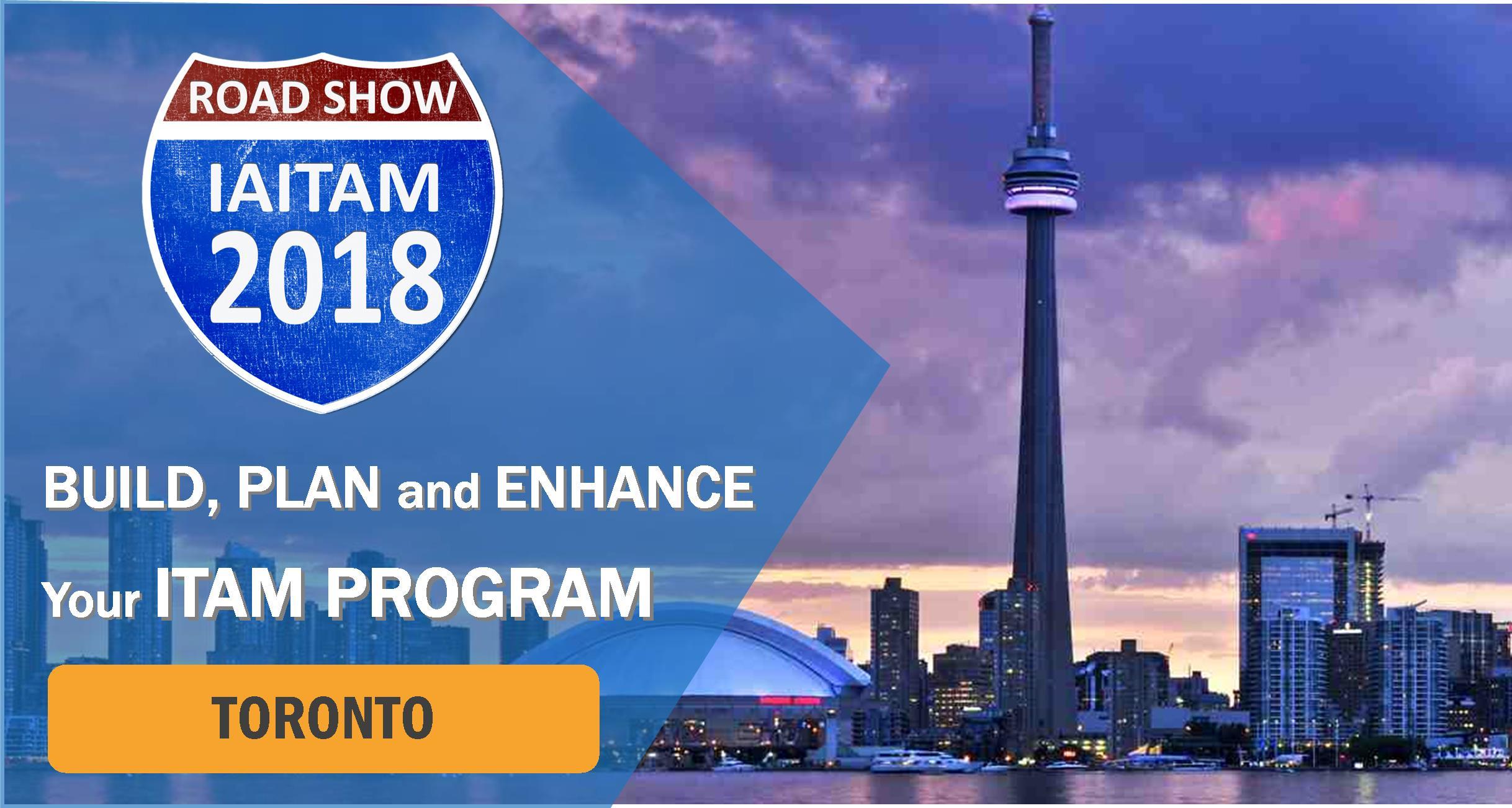Toronto Road Show
