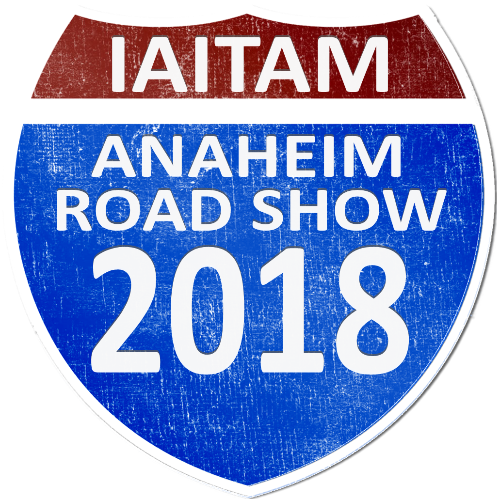 Register Now for Anaheim Road Show
