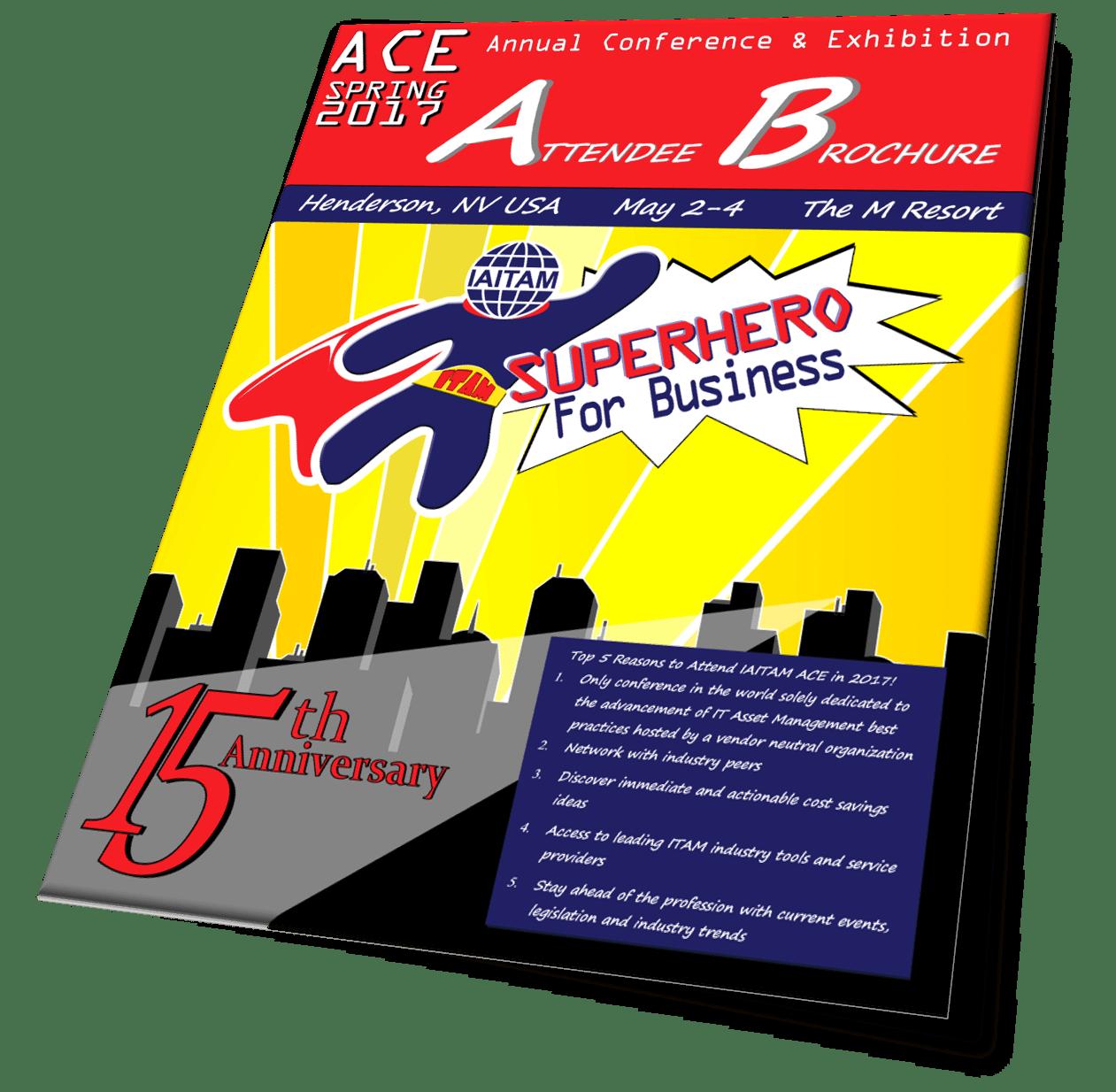 2017 Spring Attendee Brochure