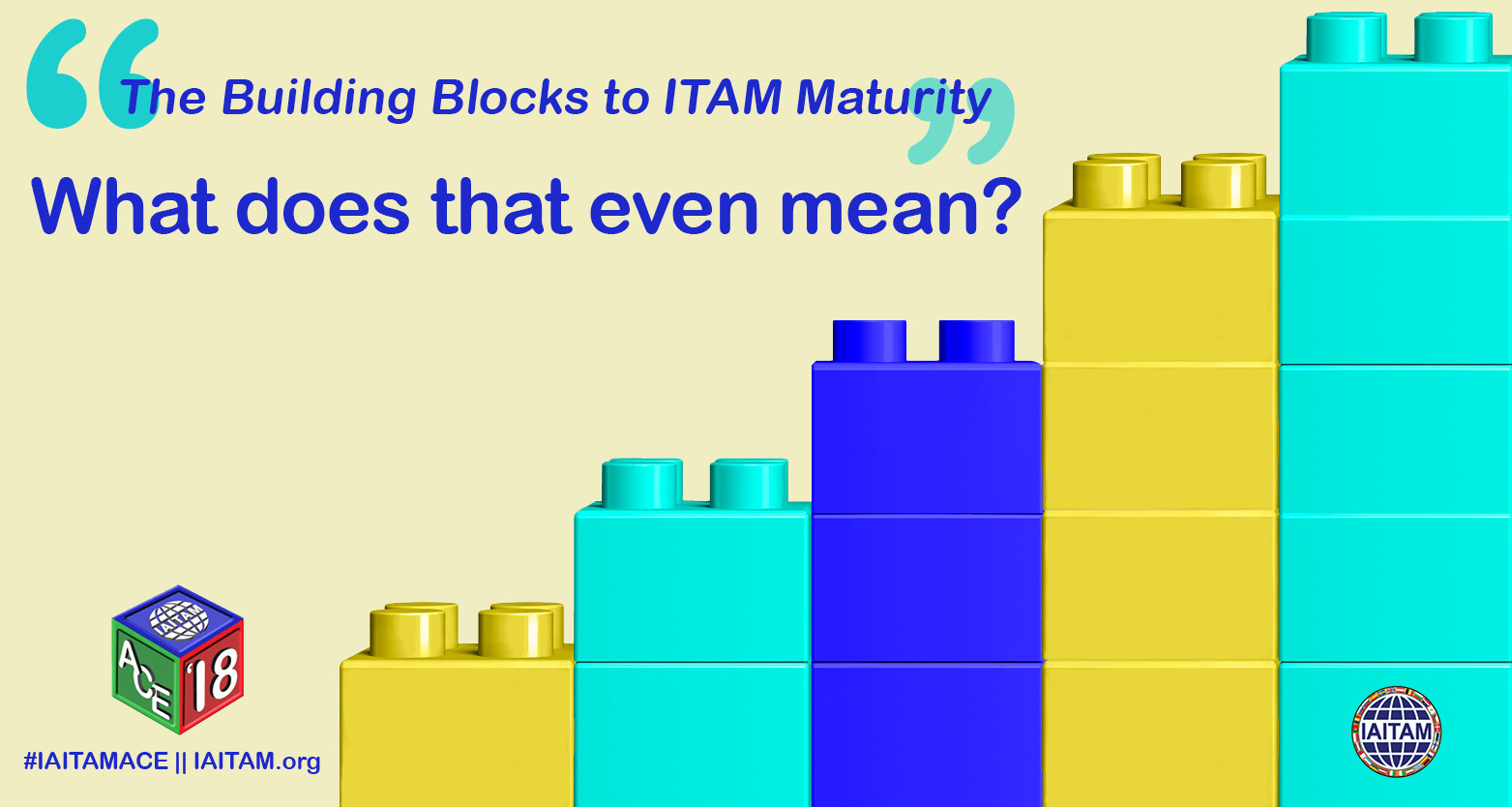 """""""The Building Blocks to ITAM Maturity"""" What does that even mean?"""