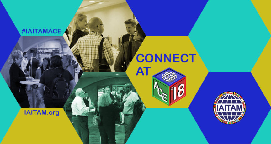 Connect at the European IAITAM ACE 2018