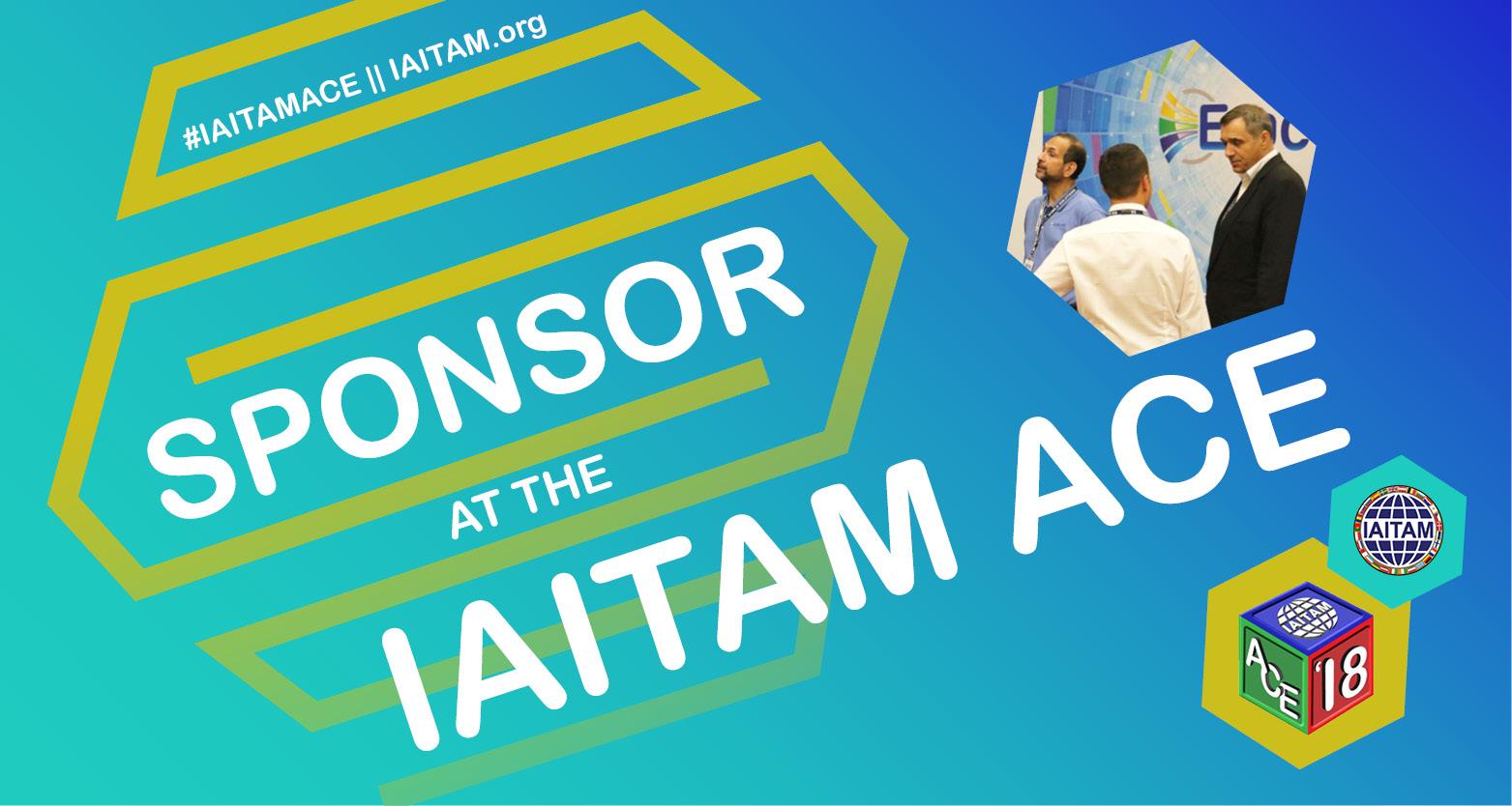 Sponsor at the European IAITAM ACE 2018