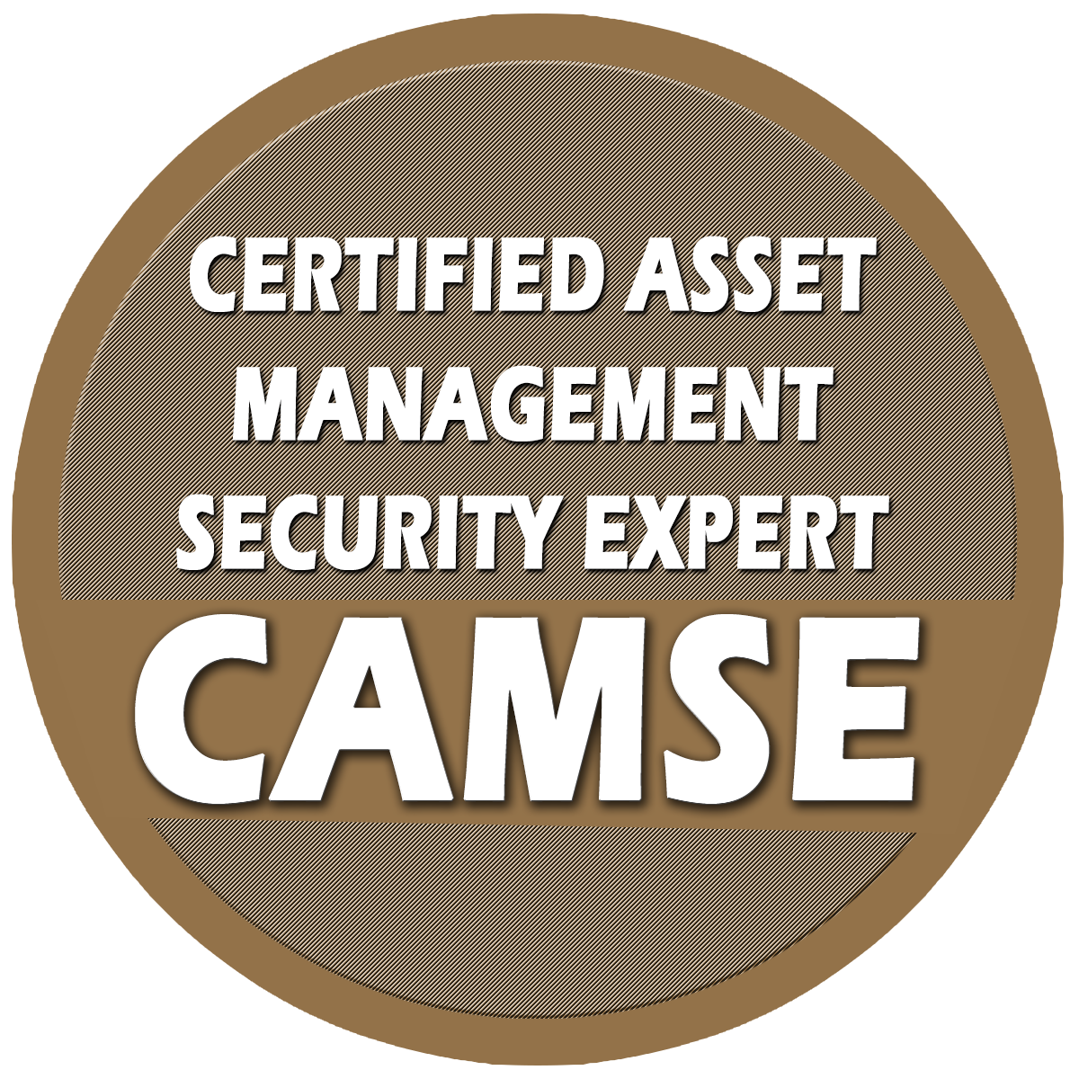 CERTIFIED ASSET MANAGEMENTLIAISON TO SECURITY