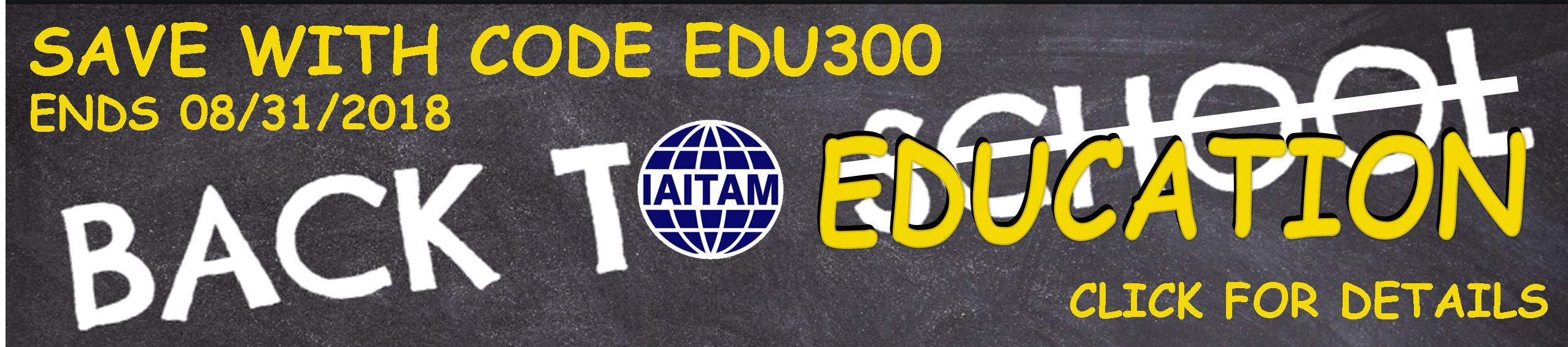 EDU300 Special