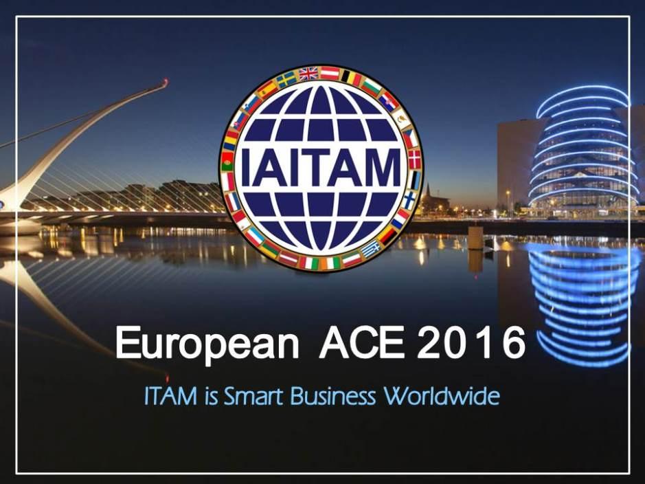 2016 European ITAM Conference