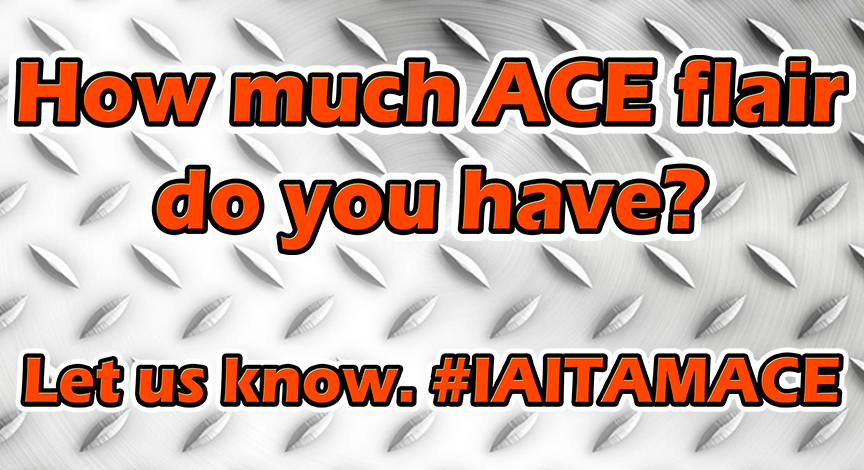 How Much ACE Flair Do You Have?