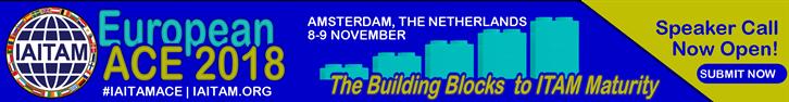 ITAM Conference Speaker Call