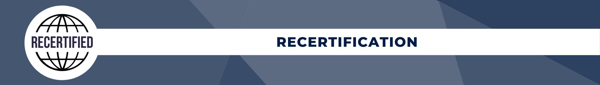 IAITAM Recertification