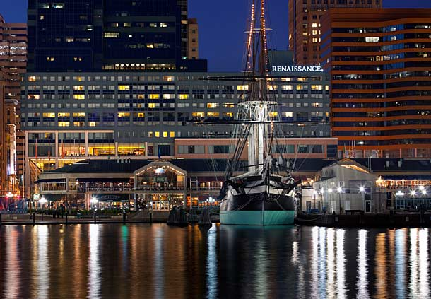 Renaissance Baltimore Harborplace Hotel