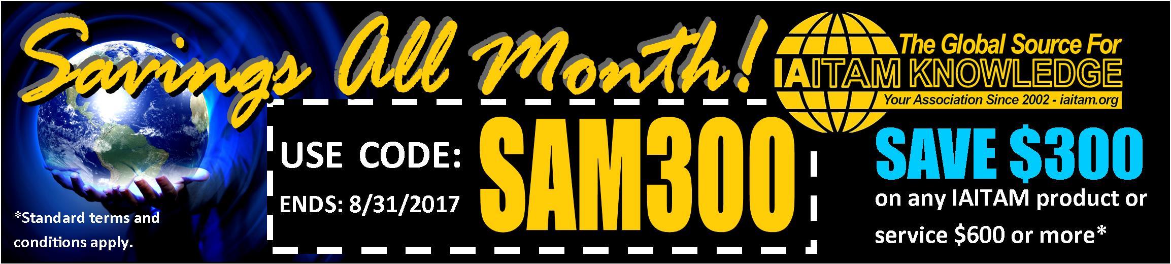 SAM300