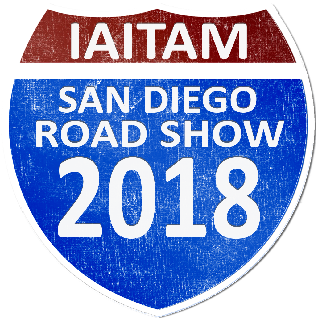 Register Now for San Diego Road Show