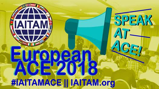 European ACE 2018 Speaker Call