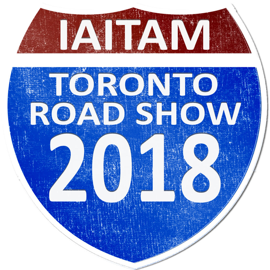 Register Now for Toronto Road Show