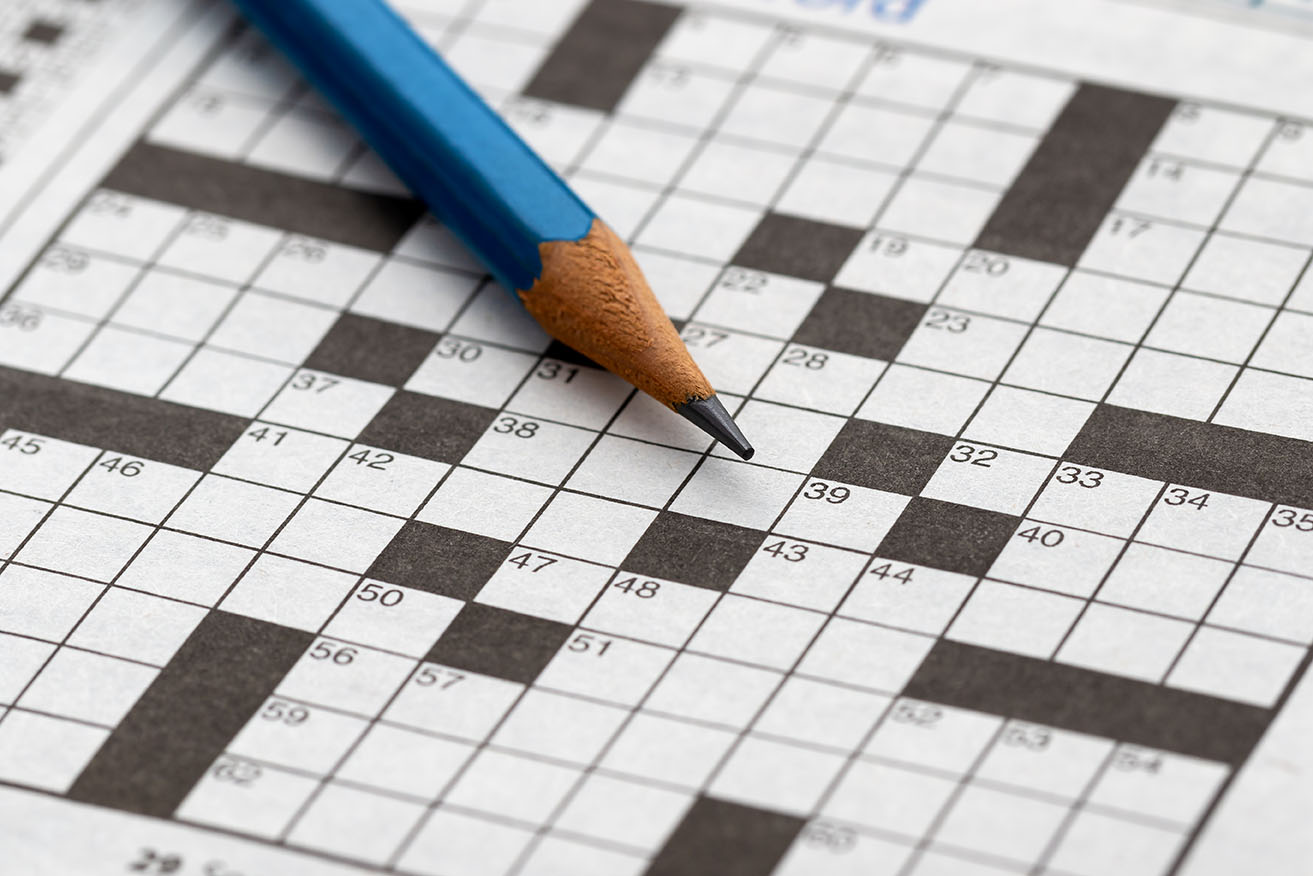 How Crossword Puzzles Can Improve Your Information Security Posture