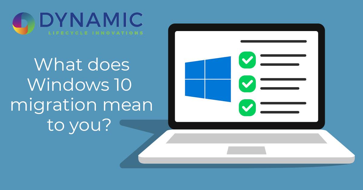 Survey – Has Windows 10 Migration Impacted Your IT Hardware Needs?