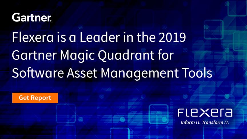 Gartner Magic Quadrant for Software Asset Management Tools