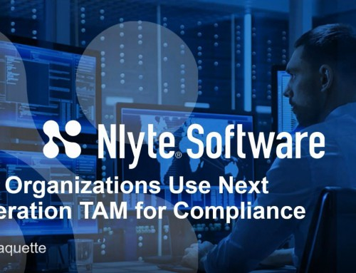 Nlyte: How Organizations Use Next Generation Technology Asset Management for Compliance