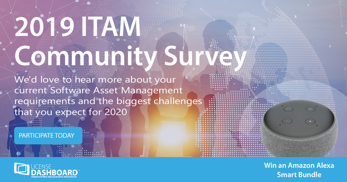Your IT Asset Management Challenges for 2020