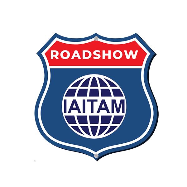 IAITAM Road Show logo