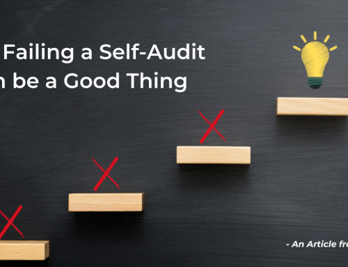 Why Failing Self-Audits Can Be A Good Thing for IT Asset Managers