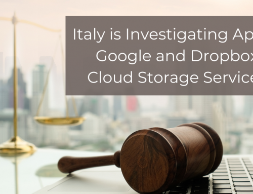 Italy is Investigating Apple, Google and Dropbox Cloud Storage Services