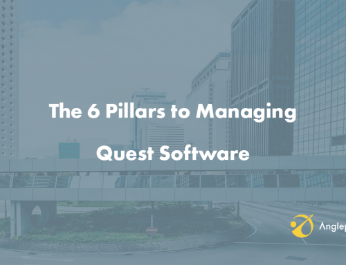 WEBINAR: The 6 Pillars to Managing Quest Software