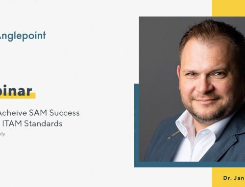 Den Erfolg strategischer SAM mit ISO ITAM-Standards  (Strategic SAM success with the ISO ITAM Standards)
