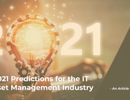 2021 Predictions for the IT Asset Management Industry