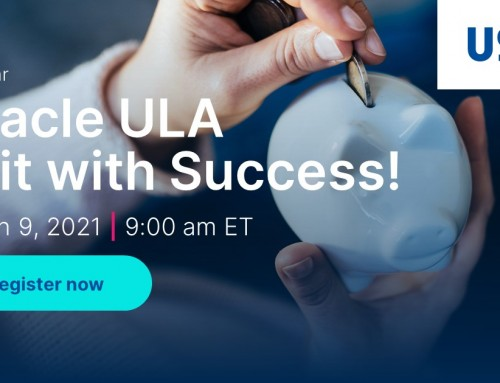 Exit with Success! How to End Your Oracle ULA without Unnecessary Costs