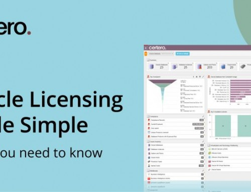 Oracle Licensing Made Simple: What you need to know
