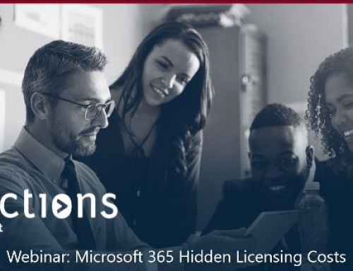 WEBINAR: Microsoft 365 Hidden Licensing Costs | Thursday April 1, 2021 10am Pacific Time