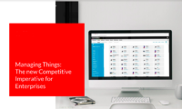 """Managing """"Things"""": The New Competitive Imperative for Enterprises"""