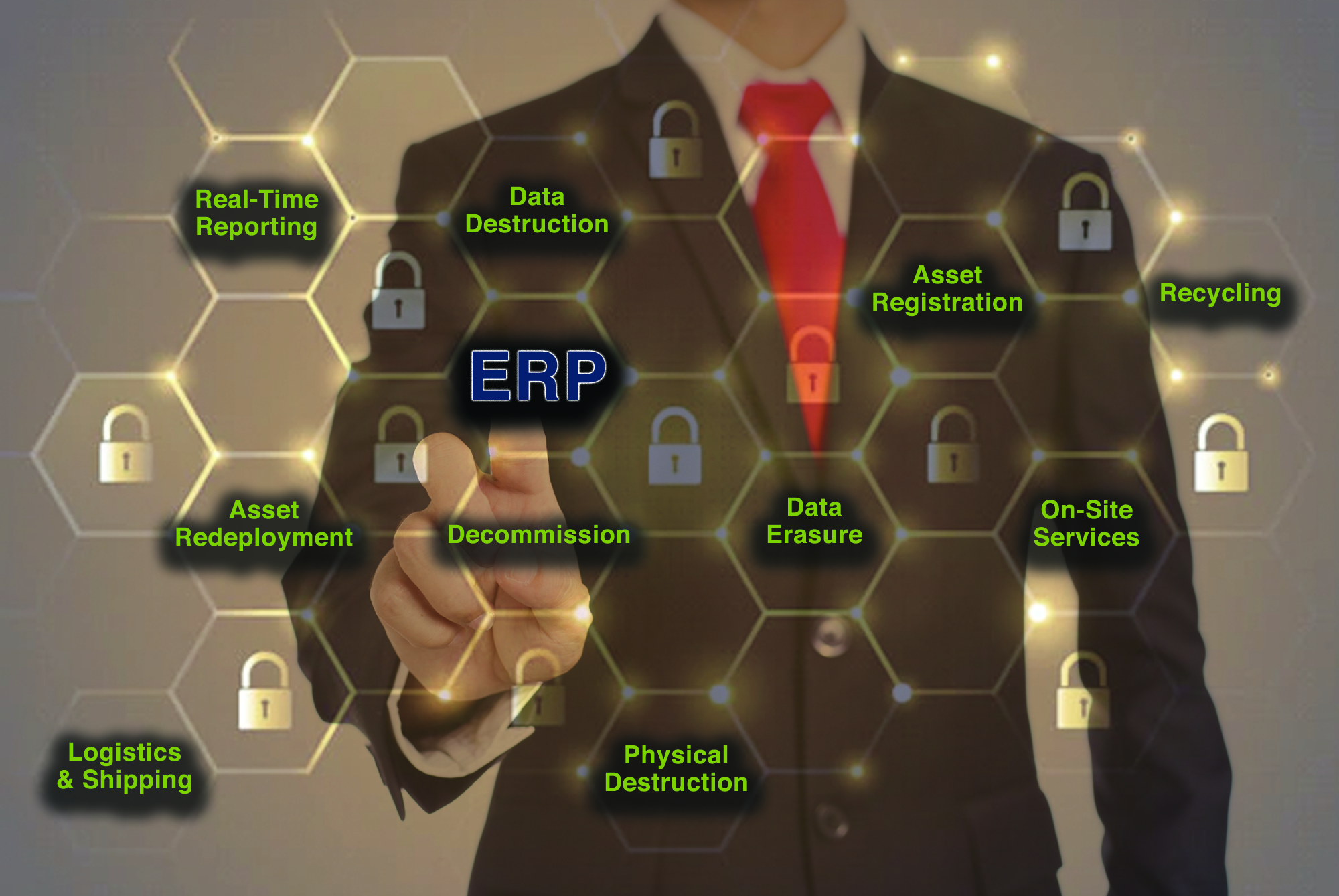 Scaling Up Your ERP for ITAD & Electronics Recycling