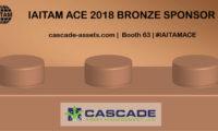 Thanks to Cascade Asset Management, Bronze Sponsor at the IAITAM ACE!
